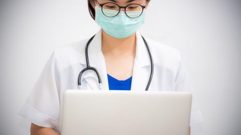 Inteligência artificial contra o coronavirus